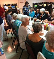 125th Anniversary of NSDAR Manatee Chapter Luncheon