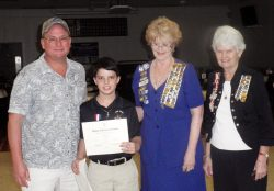 5th Grade - 2017 History Essay Contest Winner