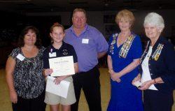 6th Grade inner, 2017 History Essay Contest