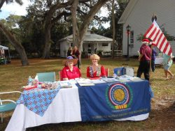 Florida Cracker Christmas -Historical Park - Palmetto 2016