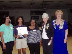 7th Grade History Essay Winner - 2017
